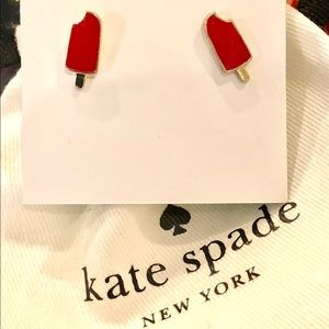 Brand New Kate Spade Popsicle Earrings